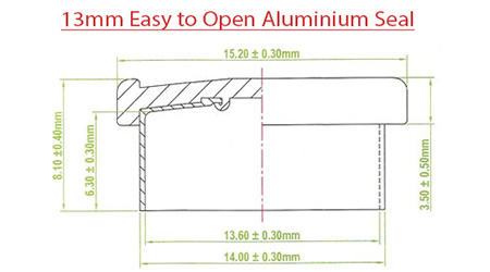 13mm-easy-to-open-aluminium-seal